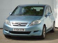 USED 2004 54 HONDA FR-V 1.7 I-VTEC SE 5d 124 BHP LPG GAS CONVERTED RARE LPG GAS CONVERTED CAR