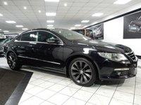 2010 VOLKSWAGEN CC 2.0 GT TDI DSG £10450.00