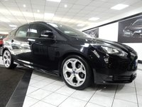 2014 FORD FOCUS 2.0 ST-2 £14450.00