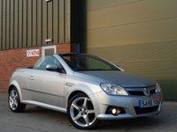2006 VAUXHALL TIGRA 1.4 EXCLUSIV 16V 2d 90 BHP £1999.00