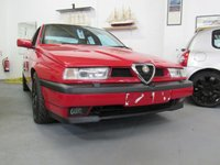 USED 1996 K ALFA ROMEO 155 2.0 T.SPARK SUPER 16V 4d 148 BHP ALFA ROMEO 155, VERY RARE CAR IN GREAT CONDITION + COMPLETE WITH LOADS OF HISTORY+ ALLOY WHEELS + GREAT PAINT WORK MUST SEE!!!!!!