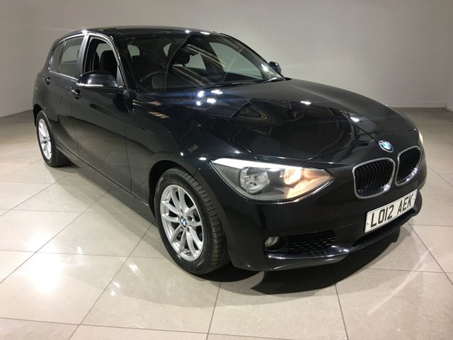 View our 2012 12 BMW 1 SERIES 2.0 118D SE 5d AUTO 141 BHP
