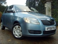 2008 SKODA FABIA 1.4 LEVEL 1 TDI 5d 79 BHP £2499.00