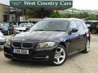 USED 2011 11 BMW 3 SERIES 2.0 320D EXCLUSIVE EDITION TOURING 5d 181 BHP Full Service History & Great To Drive