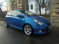 USED 2014 64 VAUXHALL CORSA 1.6T VXR 3d 189 BHP ****FINANCE ARRANGED***PART EXCHANGE***1OWNER***SERVICE HISTORY***RECARO SEATS***