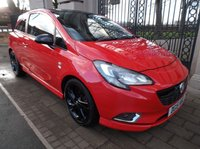 USED 2015 15 VAUXHALL CORSA 1.4 LIMITED EDITION 3d 89 BHP AIR/CON CRUISE CONTROL D A B RADIO  AUX & USB SOCKETS FINANCE & PART EXCHANGE WELCOME