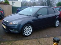 2010 FORD FOCUS 1.6 ZETEC 5d WITH APPEARANCE PACK £4999.00