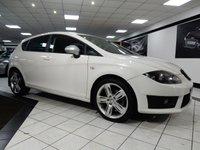 2013 SEAT LEON 2.0 CR TDI FR PLUS 170 BHP £10725.00