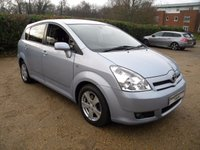 USED 2006 06 TOYOTA COROLLA 2.2 VERSO T3 D-4D 5d 135 BHP 7 Seat. High MPG, Nice Miles