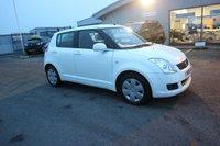 2010 SUZUKI SWIFT 1.3 SZ3 5d 91 BHP £3595.00