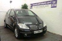 2009 MERCEDES-BENZ A CLASS 1.5 A150 ELEGANCE SE 5d AUTO 94 BHP £4999.00