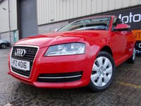 USED 2011 AUDI A3 1.6 TDI 5d 103 BHP FSH, Superb Condition,  Low Rate Finance Available