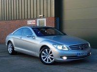 2009 MERCEDES-BENZ CL 5.5 CL 500 2d AUTO 383 BHP £15499.00