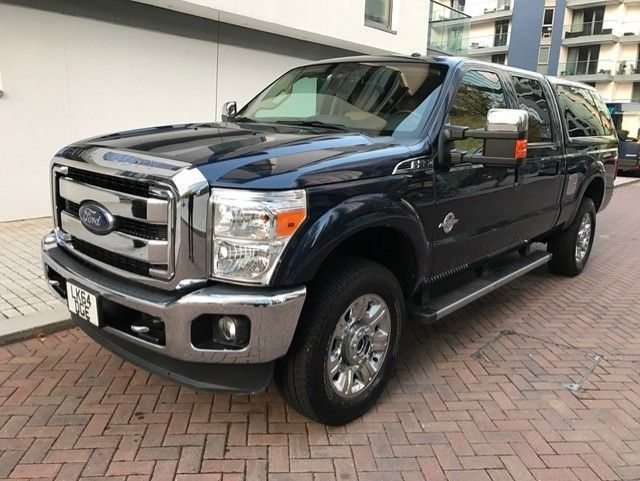 2014 64 FORD F 350 6.7 1d