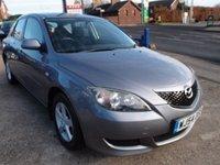 2004 MAZDA 3 1.6 TS 5d AUTO 105 BHP £2995.00