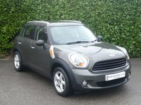 2012 MINI COUNTRYMAN 1.6 ONE PEPPER PACK 5d 100 BHP £8950.00
