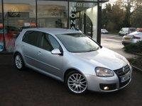 2008 VOLKSWAGEN GOLF 1.4 GT SPORT TSI 5d 168 BHP £5490.00