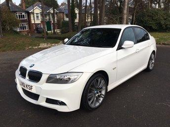 2012 BMW 3 SERIES 2.0 318I SPORT PLUS EDITION 4d AUTO 141 BHP £11750.00