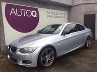 2012 BMW 3 SERIES 2.0 320D SPORT PLUS EDITION 2d 181 BHP £12995.00