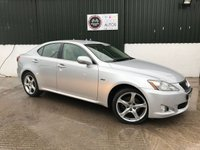 USED 2010 LEXUS IS 2.2 220D SE-I 4d 175 BHP LOE MILEAGE LEXUS IS220D WITH A MASSIVE SPEC!!