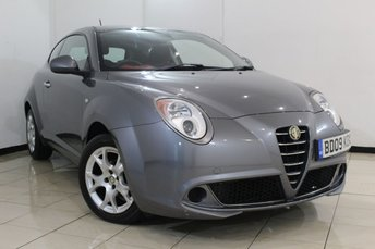 2009 ALFA ROMEO MITO 1.4 TURISMO 16V 3DR 95 BHP £3670.00