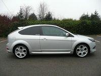 2009 FORD FOCUS 1.8 ZETEC S S/S 3d 124 BHP £4995.00