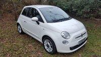 2008 FIAT 500 1.2 SPORT 3d 69 BHP £4495.00
