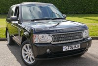USED 2006 06 LAND ROVER RANGE ROVER 4.2 V8 SUPERCHARGED 5d AUTO 391 BHP RARE MACHINE** HUGE SPEC** 1 OWNER