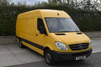 2011 MERCEDES-BENZ SPRINTER