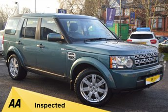 2012 LAND ROVER DISCOVERY 3.0 4 SDV6 GS 5d AUTO 255 BHP £19780.00