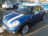 2007 MINI HATCH ONE 1.4 ONE 3d 94 BHP £3650.00