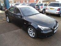 2006 BMW 5 SERIES 2.5 525D SE 4d AUTO 175 BHP £4000.00