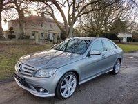 2008 MERCEDES-BENZ C 200 CDI Sport Auto £8750.00