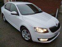 2013 SKODA OCTAVIA 1.6 SE TDI CR 5d 104 BHP £9190.00