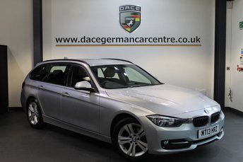 2013 BMW 3 SERIES 1.6 316I SPORT TOURING 5DR 135 BHP £12970.00