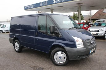 2012 FORD TRANSIT 2.2 280 ECONETIC LR 1d 99 BHP £SOLD