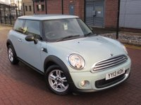 2013 MINI HATCH ONE 1.6 One (Sport Chili pack) 3dr £7650.00