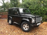 2016 LAND ROVER DEFENDER 2.2 TD XS STATION WAGON 1d 122 BHP £39989.00