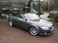 2008 AUDI A4 2.0 T FSI SPECIAL EDITION 2d 197 BHP £7490.00