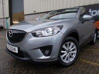 2013 MAZDA CX-5 2.2 D SE-L NAV 5d 148 BHP £13995.00