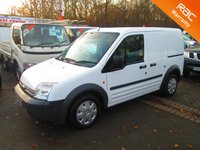 2008 FORD TRANSIT CONNECT 1.8 TDCi SWB T200*SIDE DOOR* £SOLD