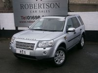 2007 LAND ROVER FREELANDER 2.2 TD4 XS AUTO 5dr  £8480.00