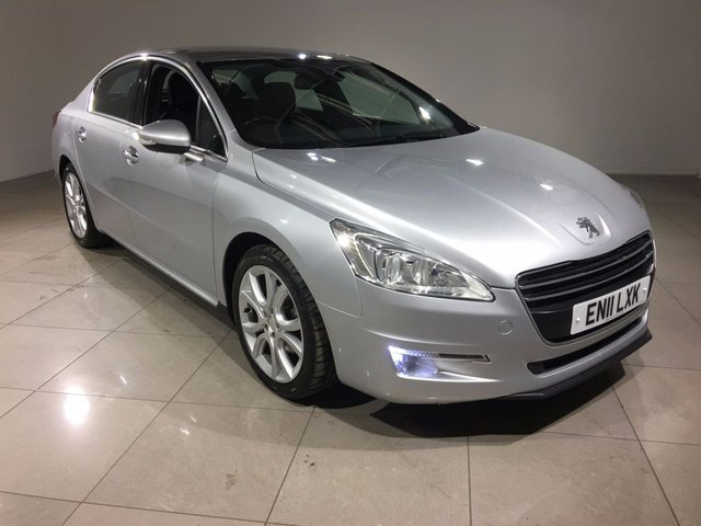 View our 2011 11 PEUGEOT 508 2.0 ALLURE HDI 4d AUTO 163 BHP