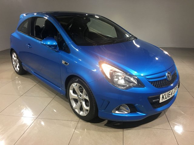View our 2014 64 VAUXHALL CORSA 1.6 VXR 3d 189 BHP