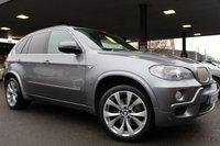 USED 2008 58 BMW X5 3.0 SD M SPORT 5d 282 BHP