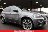 USED 2008 58 BMW X5 3.0 SD M SPORT 5d 282 BHP