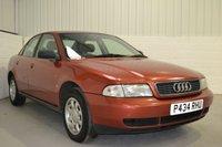 1996 AUDI A4 1.8 1.8 4d 123 BHP £995.00