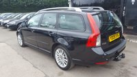 USED 2009 09 VOLVO V50 2.0 SE LUX D 5d 135 BHP