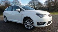 2012 SEAT IBIZA 1.2 TSI FR 5d 104 BHP £5250.00