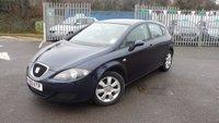 2009 SEAT LEON 1.9 ECOMOTIVE TDI 5d 103 BHP £3995.00